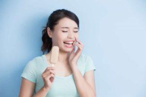 fjern isninger i tænderne